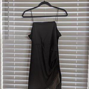 Dresses & Skirts - Little black dress with bead detail